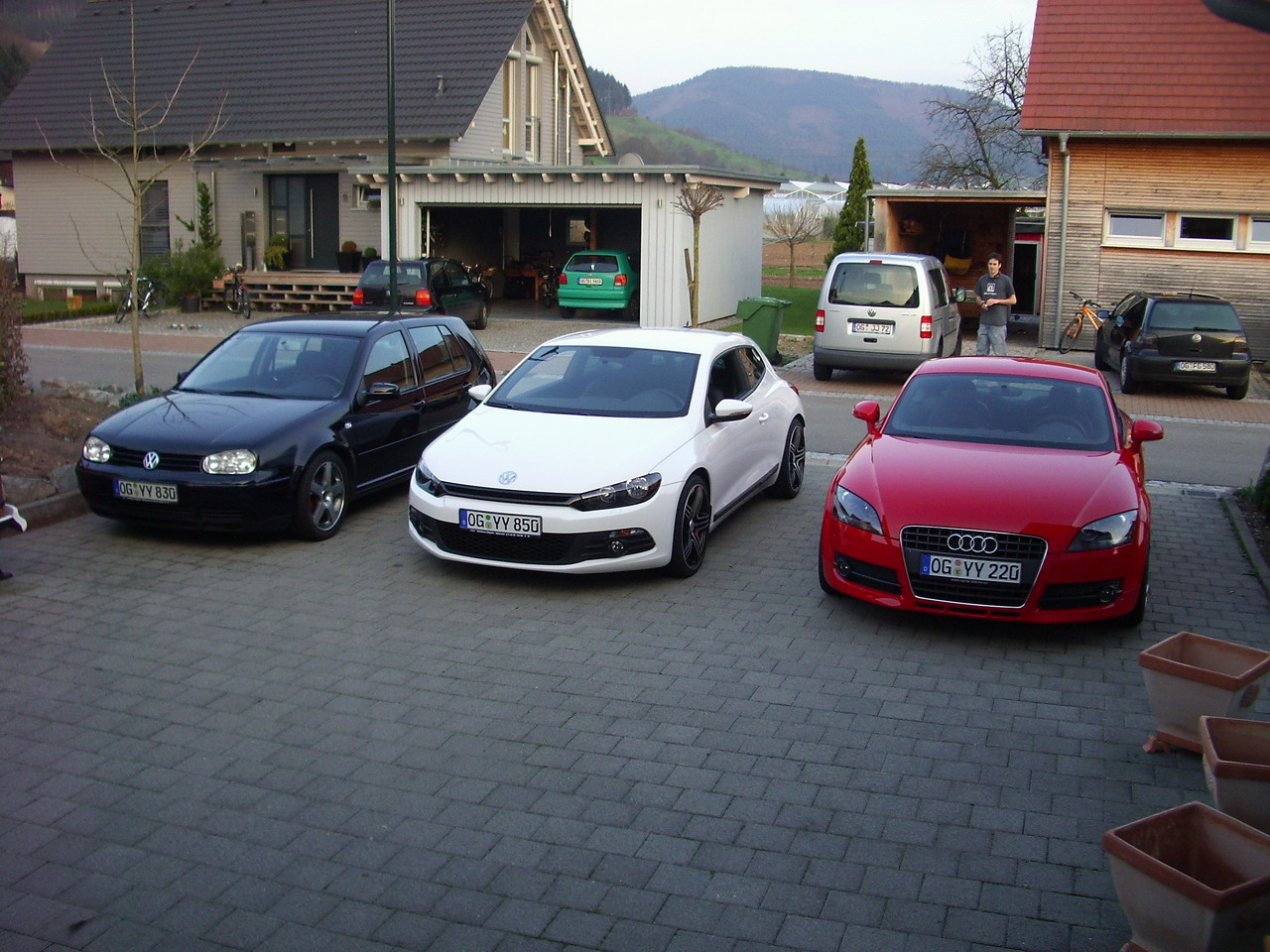 audi tt vw scirocco golf 03 pictures. Black Bedroom Furniture Sets. Home Design Ideas