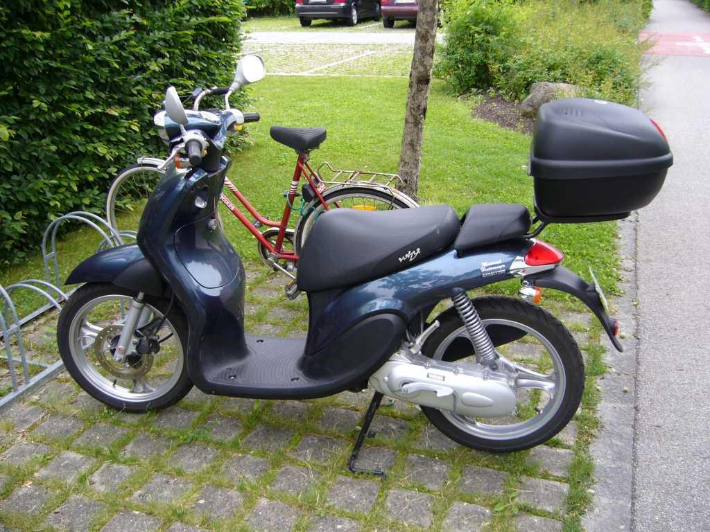 roller yamaha yh50 why biete motorrad. Black Bedroom Furniture Sets. Home Design Ideas