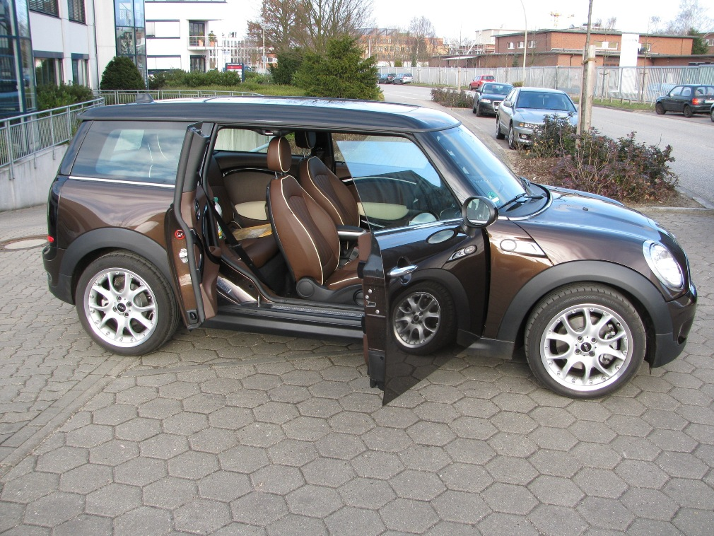 mini clubman cooper s in vollausstattung biete mini. Black Bedroom Furniture Sets. Home Design Ideas