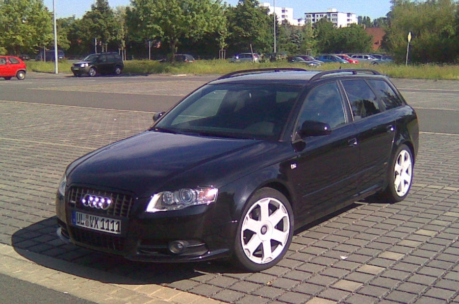 audi a4 b7 avant 3 0 tdi quattro s line s4 optik biete audi. Black Bedroom Furniture Sets. Home Design Ideas