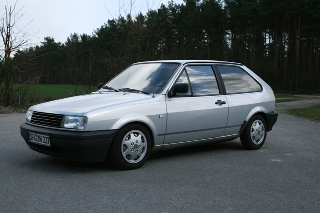 bild vw polo 86c - photo #19