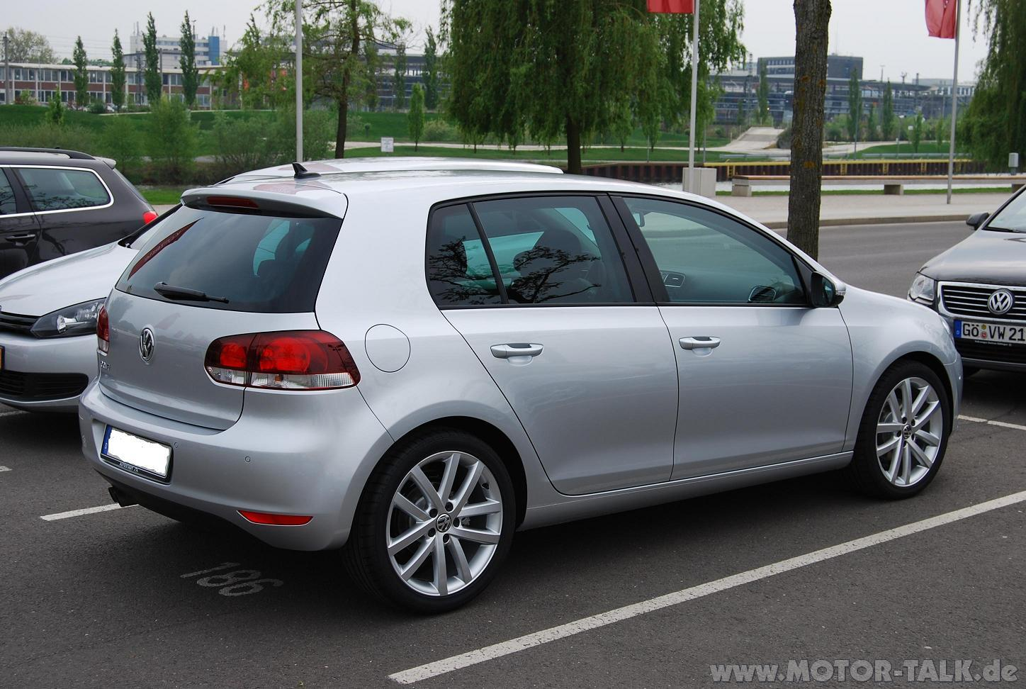 vw golf vi hl 2 0 tdi 001 mein golf vi ist da fotos berichte vw golf 6 202880879. Black Bedroom Furniture Sets. Home Design Ideas