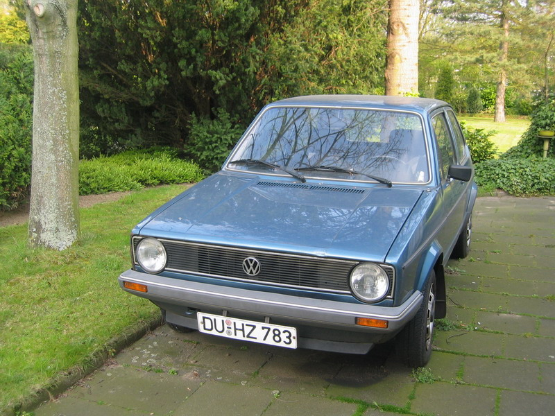 vw golf 1 automatik orig 97000km biete volkswagen. Black Bedroom Furniture Sets. Home Design Ideas