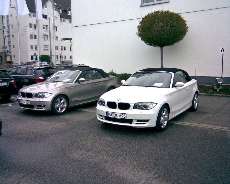 erste impressionen vom bmw 1er cabrio olli the driver. Black Bedroom Furniture Sets. Home Design Ideas