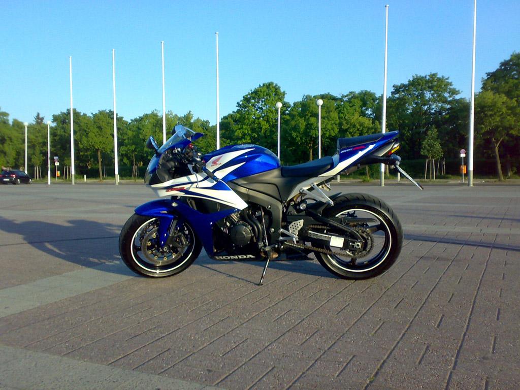 07 Cbr600rr Akrapovic Http Www Motorbasar De Honda