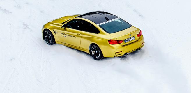 Treib den Winter auf die Spitze - Komm mit BMW zum Polarkreis!