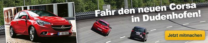 Dein Opel und Du