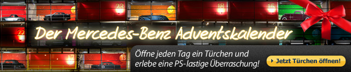 Mercedes-Benz Adventskalender